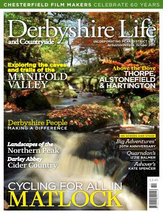 Derbyshire Life October 2017