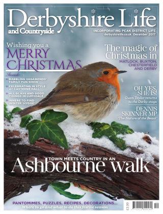 Derbyshire Life December 2017