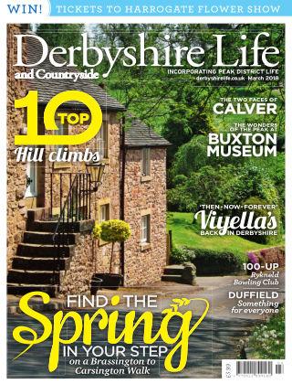 Derbyshire Life March 2018