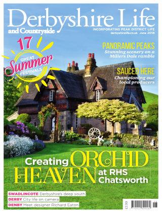 Derbyshire Life June 2018