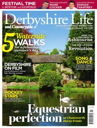 Derbyshire Life July 2018