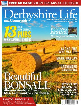 Derbyshire Life August 2018