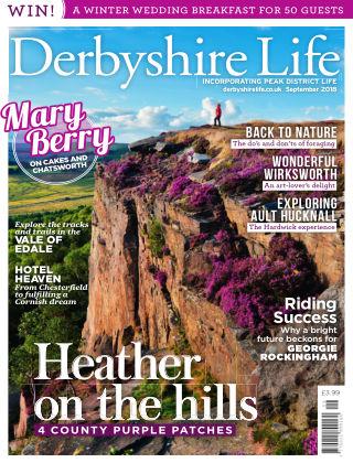 Derbyshire Life September 2018