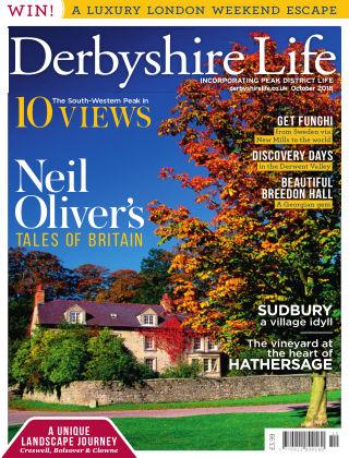 Derbyshire Life October 2018