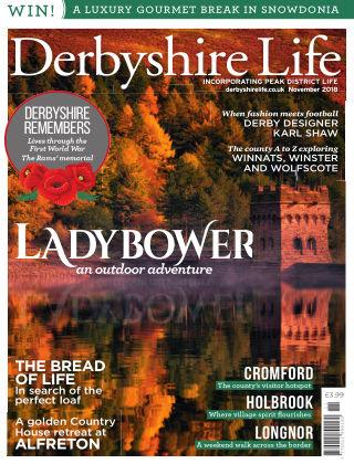 Derbyshire Life November 2018