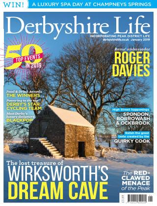 Derbyshire Life January 2019