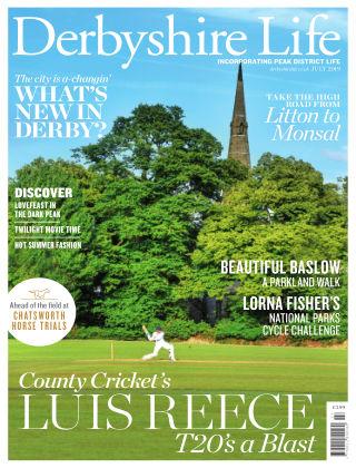 Derbyshire Life July 2019