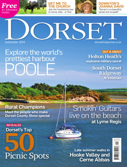 Dorset August 21, 2014 00:00