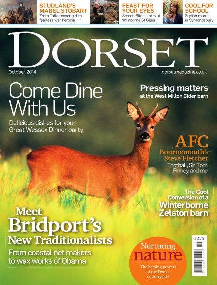 Dorset September 18, 2014 00:00