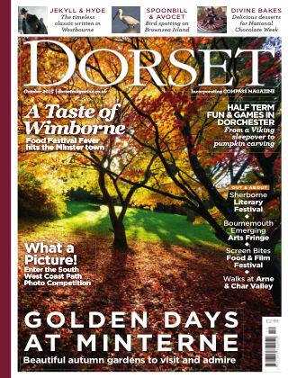 Dorset October 2015