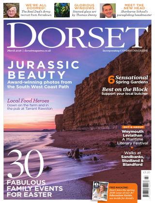 Dorset March 2016