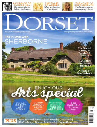 Dorset May 2016