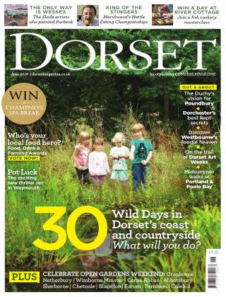 Dorset June 2016