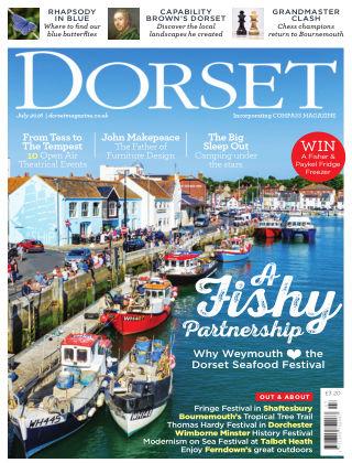 Dorset July 2016