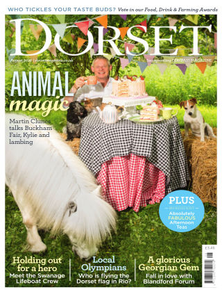 Dorset August 2016