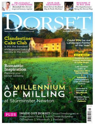 Dorset September 2016