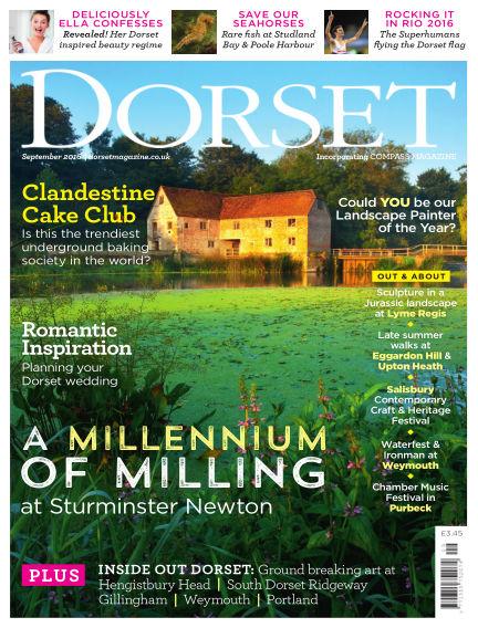 Dorset August 18, 2016 00:00