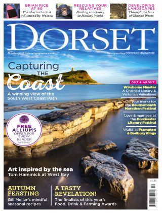 Dorset October 2016