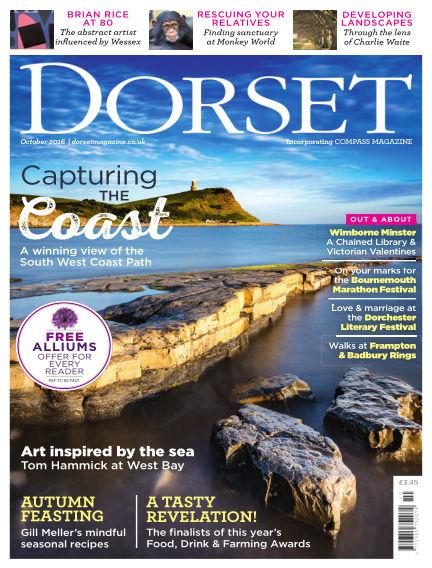 Dorset September 15, 2016 00:00