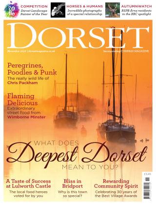 Dorset November 2016