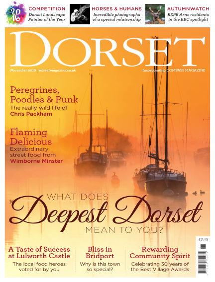 Dorset October 20, 2016 00:00