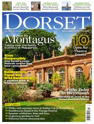 Dorset July 2017
