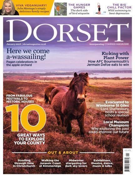 Dorset December 14, 2017 00:00