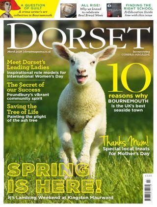 Dorset March 2018