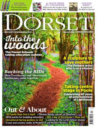 Dorset April 2018