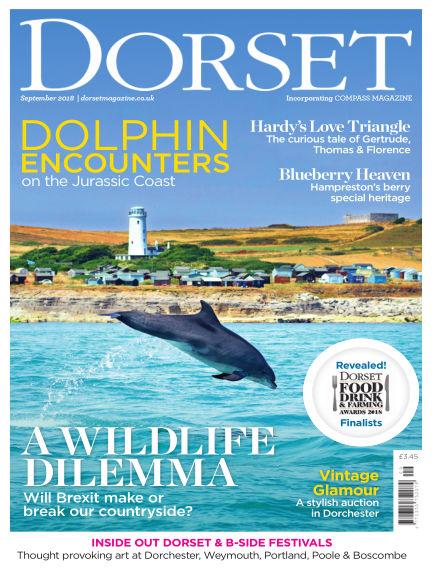 Dorset August 16, 2018 00:00