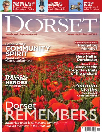 Dorset October 18, 2018 00:00