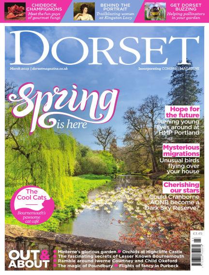 Dorset February 14, 2019 00:00