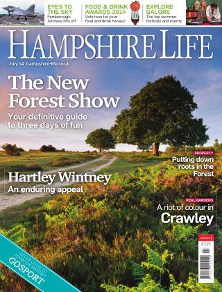 Hampshire Life July 2014