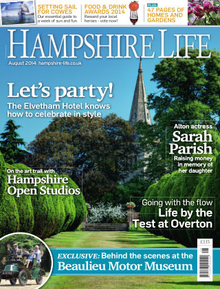 Hampshire Life August 2014