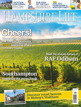 Hampshire Life September 2014