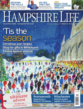 Hampshire Life December 2014