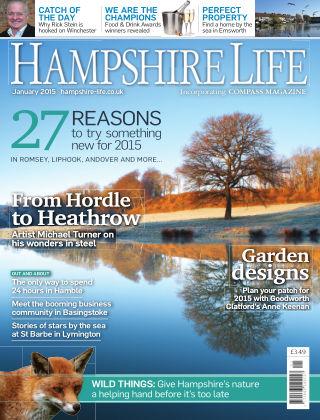 Hampshire Life January 2015