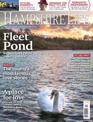 Hampshire Life February 2015