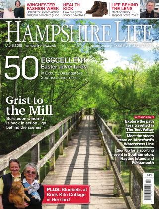 Hampshire Life April 2015