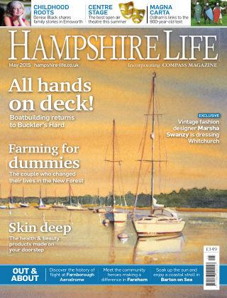 Hampshire Life May 2015