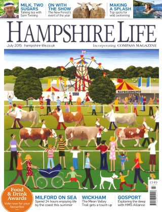 Hampshire Life July 2015