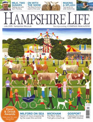 Hampshire Life July 2015