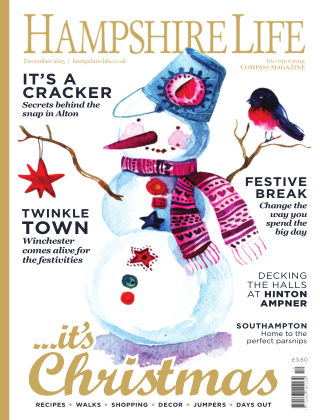Hampshire Life December 2015