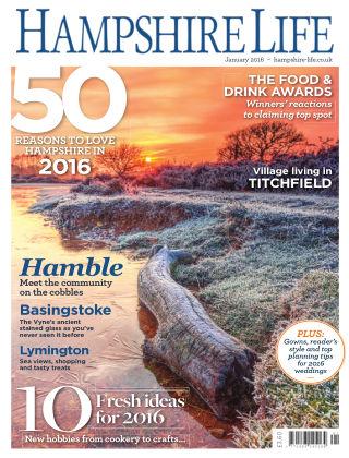 Hampshire Life January 2016