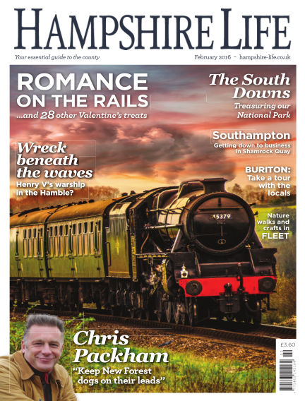 Hampshire Life January 20, 2016 00:00