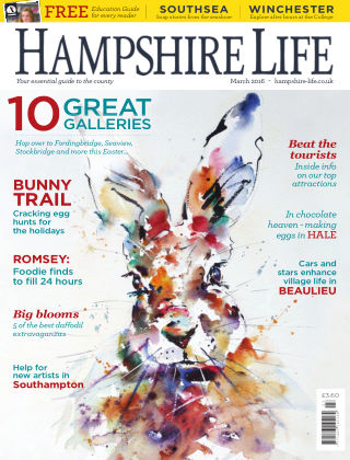 Hampshire Life March 2016