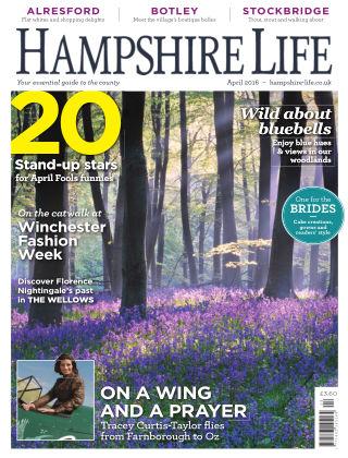 Hampshire Life April 2016