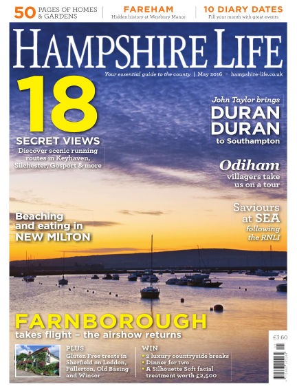 Hampshire Life April 20, 2016 00:00