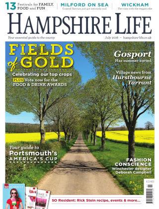 Hampshire Life July 2016