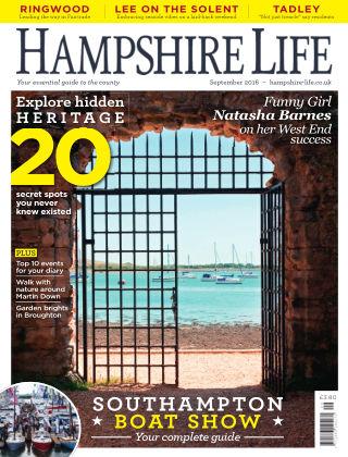 Hampshire Life September 2016